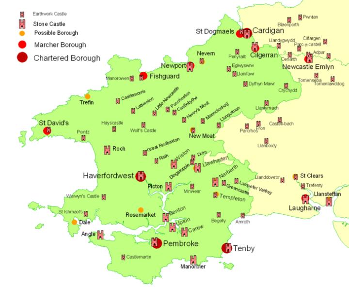 Castles-in-SW-Wales