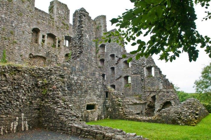Oxwich Castle