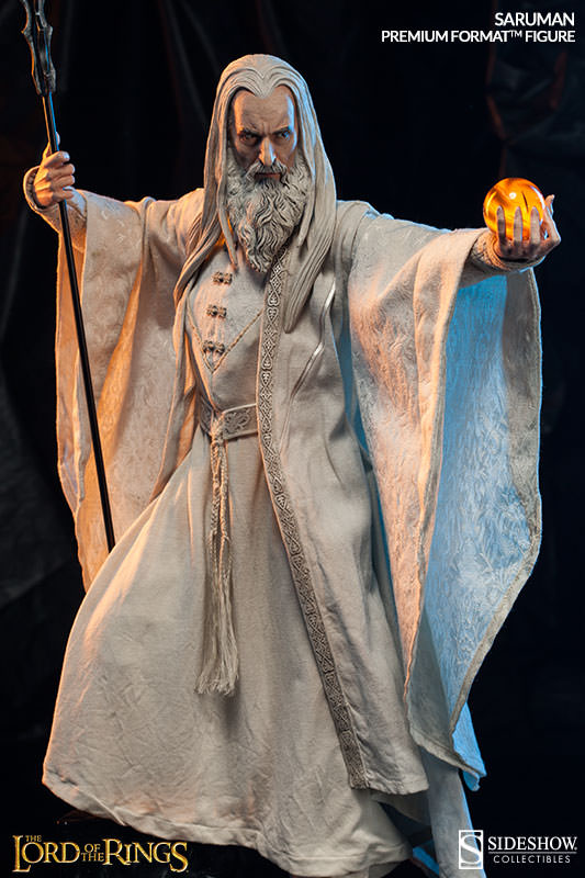 Saruman AKA Christopher Lee.