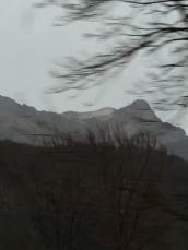 The Alps, France...